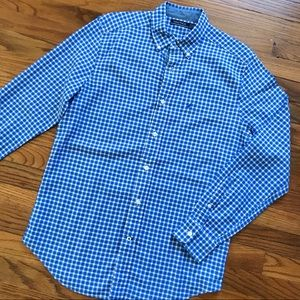 Nautical Classic Fit Oxford button down shirt
